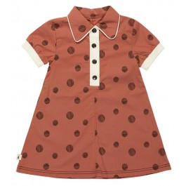 AlbaBabY Giselle dress Rose dot