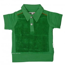 Kik-Kid t-shirt terry/jersey green