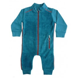 Kik-Kid jumpsuit terry blue