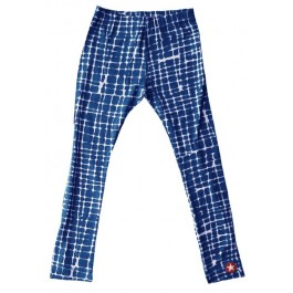 Legging met blauwe print van het merk Kik-Kid.