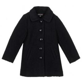 Petit Louie Anais Coat Veggie Dark Navy