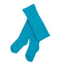 Aqua maillot van het Zweedse merk Villervalla.   De maillot is gemaakt van 80% katoen, 17% polyester, 3% elastane.