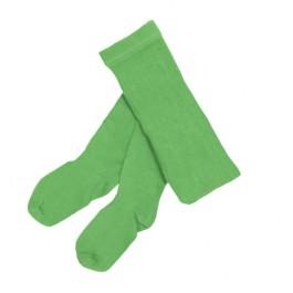 Groene maillot van het Zweedse merk Villervalla.   De maillot is gemaakt van 80% katoen, 17% polyester, 3% elastane.