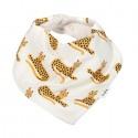 Trixie Baby Bandana bib cheetah