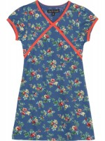 Petit Louie Cup dress Madelin Palace Blue