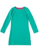 Waaaw jurk l/s groen