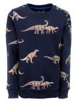 Stones & Bones sweater Dino navy