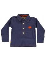 AlbaBabY flip blouse Benjamin blauw