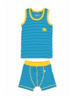 Albababy ondergoed boy blauw