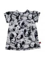 Molo jurk cuddling Dalmatians Cathleen baby