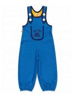 AlbaBabY El baggy crawlers blue (denim)