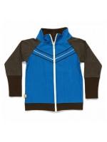 Albababy Ean zipper cardigan blue