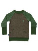 AlbaBabY Fame sweater brown/green