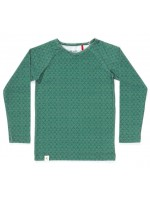AlbaBabY Hannibal blouse Duck Green Boomerang
