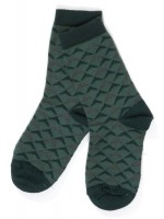 AlbaBabY Hanan Socks Duck Green Boomerang