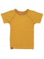 AlbaBabY Gelas t-shirt yellow striped
