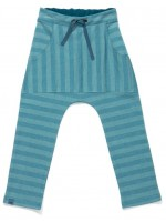 AlbaBabY Genes pants blue striped