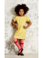 AlbaBabY Gerda dress Yellow Boomerang