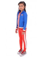 Br@nd for Girls vest sport shiny cobalt