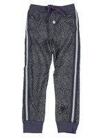 Sweat pants met print van het merk Claesens.