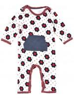 Claesens jumpsuit flower