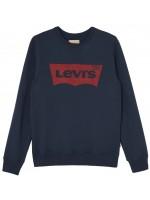 Levi's sweater marine rood logo