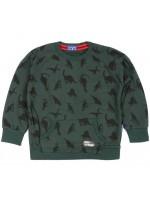 Claesens sweater dino groen