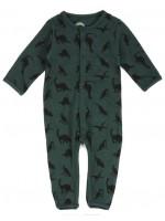Claesens jumpsuit dino groen