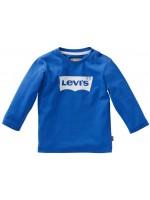 Levi's longsleeve Encre met wit logo (baby)