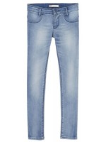 Levi's jeans 710 light denim Super Skinny Fit (girl)