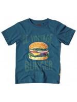 Stones & Bones t-shirt burger jeans