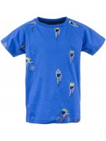 Stones & Bones t-shirt Cyclo race electric