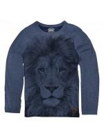 Stones & Bones longsleeve Lion jeans