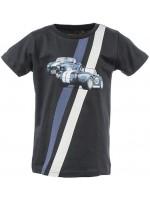 Stones & Bones t-shirt Cobra graphite