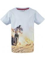 Stones & Bones t-shirt Desert race Ice