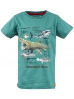 Stones & Bones t-shirt Sea monsters forest