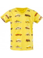Stones & Bones t-shirt Famous Lemon