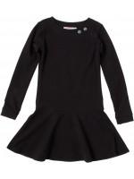Waaaw jurk Classy zwart