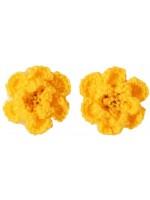 Waaaw gehaakt bloemetjes