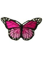 Waaaw vlinder roze