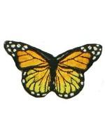 Waaaw vlinder geel