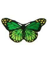Waaaw vlinder groen