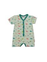 Baba-Babywear jumpsuit s/s baby birds