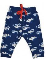 Baba-Babywear baby pants Julia Blue