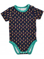 Baba-Babywear romper Parrots