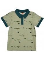 Baba-Babywear Polo Shirt Fish