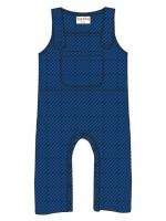 Baba-Babywear worker double knitted blue