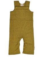 Baba-Babywear worker yellow melange