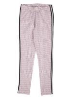 Birds by D-rak legging knit roze