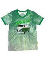 Stones & Bones t-shirt Jungle green